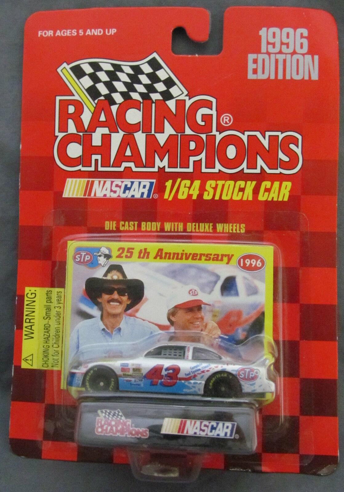 Racing Champions, 1 64, STP Bobby Hamilton, Diecast