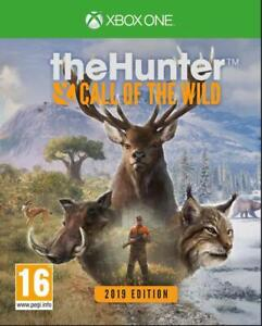 The-Hunter-Call-of-the-Wild-2019-Edition-For-Xbox-One-New-amp-Sealed