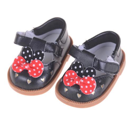 """BowTie Schuhe für fit 18 /""""Puppe 43cm Baby Doll Schuhe DSHD NdMVDEVEHR/_yk"""