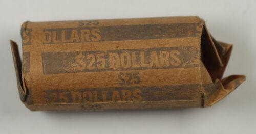 2010-D BU Roll of 25 Abraham Lincoln Presidential $1 Dollar Coins