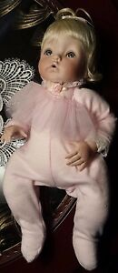 Ashton Drake Sugar Plum Porcelain Doll
