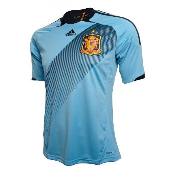 ADIDAS FEF A JSY T-SHIRT OFFICIAL SELECTION SPANISH SPAIN (PVP ON SHOP 79E)
