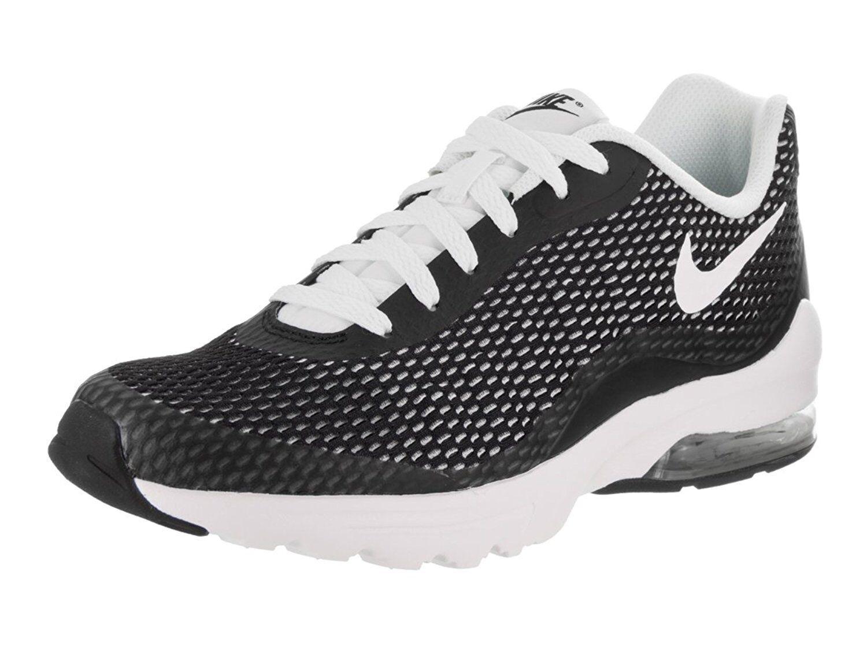Men's Nike Running Air Max Invigor SE Running Nike Shoes, 870614 003 Size 9 Black/White f36f14