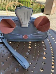 Disney Parks Remy's Ratatouille Adventure Remy Chef Wristlet Clutch Purse New