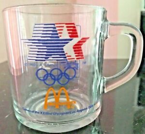 McDonald-039-s-Games-of-the-XXIIIrd-Olympiad-Los-Angeles-1984-Olympics-Coffee-Mug