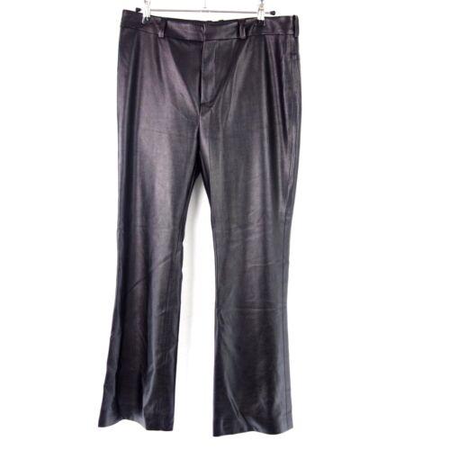 vita Nuovo nero alta Np donna Vibe ecopelle a W29 W30 Gr 149 Pantalone Drykorn in P8wO0nk