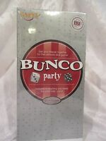 Bunco Party The Ultimate Dice Game + 12 Invitations - Official Game Of Ibf