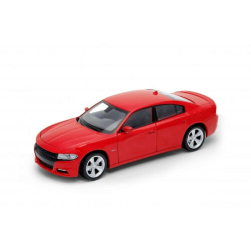 Welly 24079 Dodge Charger R//T rot Maßstab 1:24 Modellauto NEU!°