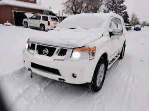 2010 Nissan Armada Platinum 4x4 Loaded