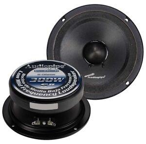 """Audiopipe 6"""" Mid Range Loud Speaker (Sold Each)"""
