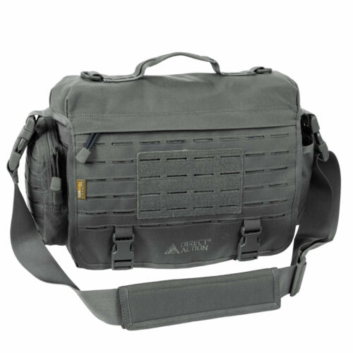 Direct Action MK II MESSENGER Laptop Akten Office BAG Tasche Urban Grey