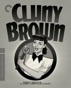 Cluny-Brown-The-Criterion-Collection-DVD-2019-BRAND-NEW-FAST-SHIPPING