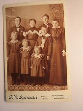 Wheatland Iowa USA - Gruppe junge Männer Frauen Kinder Mädchen Junge / KAB