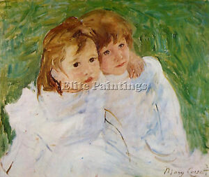 CASSATT-MARY-THE-SISTERS-ARTIST-PAINTING-HANDMADE-OIL-CANVAS-REPRO-WALL-ART-DECO