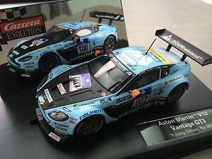 CARRERA-EVOLUTION-27447-Aston-Martin-V12-Vantage-GT3-YOUNG-DRIVER-NUEVO
