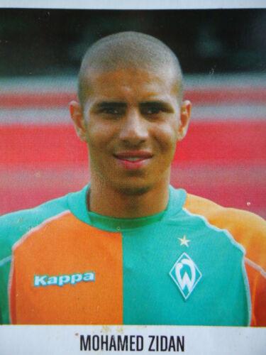 Panini 85 BL Fussball 2005//06 Mohamed Zidan Werder Bremen
