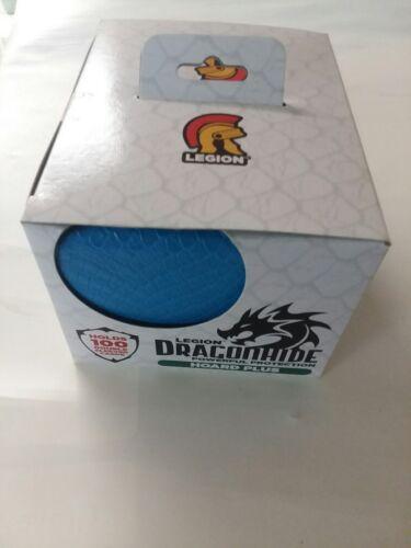 Legion Events Deck Box Dragonhide Hoard Plus Deck Box Blue MINT