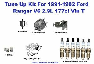 image is loading tuneu-up-kit-for-1991-1992-ford-ranger-