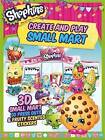 Shopkins Create and Play Small Mart: 3D Shop, 100 Press Outs & Scented Stickers by Autumn Publishing Ltd (Paperback, 2015)