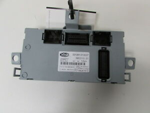 maserati quattroporte body control fuse box used p n 209877 rh ebay com