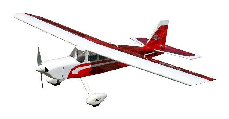 SIG Kadet Senior Sport RC Remote Control Trainer Airplane ARF rosso SIGRC96EGARFR