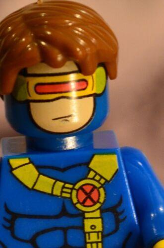 Marvel Super heroes Jim LEE/'s CYCLOPS figure US Seller Free Flat Ship