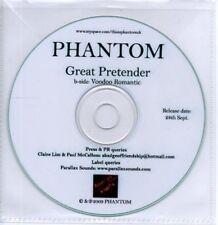 (AB594) Phantom, Great Pretender - DJ CD