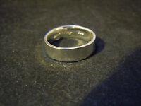 Pure Silver 999 Bullion Sz63/4 Woman Ring By Joey Nicks Anarchy Jewelry P17