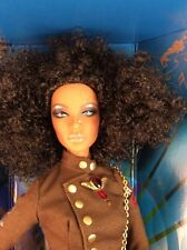 HARD ROCK CAFE Barbie Doll 2007  # K7946 African American  MINT
