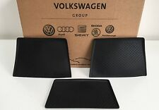 VW T5.1 GP HIGHLINE GENUINE LOWER DASH MAT SET