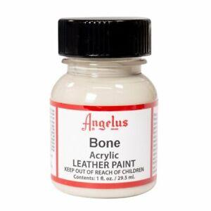 Angelus Bone (155) Acryl Lederfarbe 29,5ml (20,17€/100ml) Leder Schuhfarbe