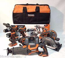 Ridgid R9652 NEW GEN5X 5 Piece Combo Kit New In Box