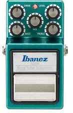 Ibanez TS9B Bass Tube Screamer Overdrive Vintage Fuzz Guitar Effect FX Pedal
