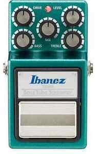 ibanez ts9b bass tube screamer overdrive vintage fuzz guitar effect fx pedal 606559692293 ebay. Black Bedroom Furniture Sets. Home Design Ideas