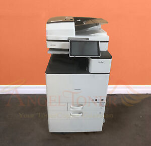 Details about Ricoh Aficio MP C2004 Color MFP Laser Printer Copier Scanner  20 PPM A3