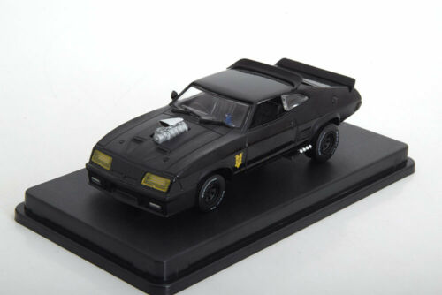 1:43 Greenlight Ford Falcon XB V8 Interceptor Mad Max 1973 black