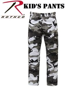 kid discover latest trends choose clearance Details about Army Kid's BDU Pants City Camo Kids Pants Kids Camouflage  Pants 6791 Rothco