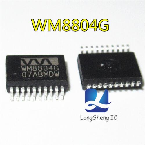 2pcs WM8804G WM8804GEDS//RV SSOP-20