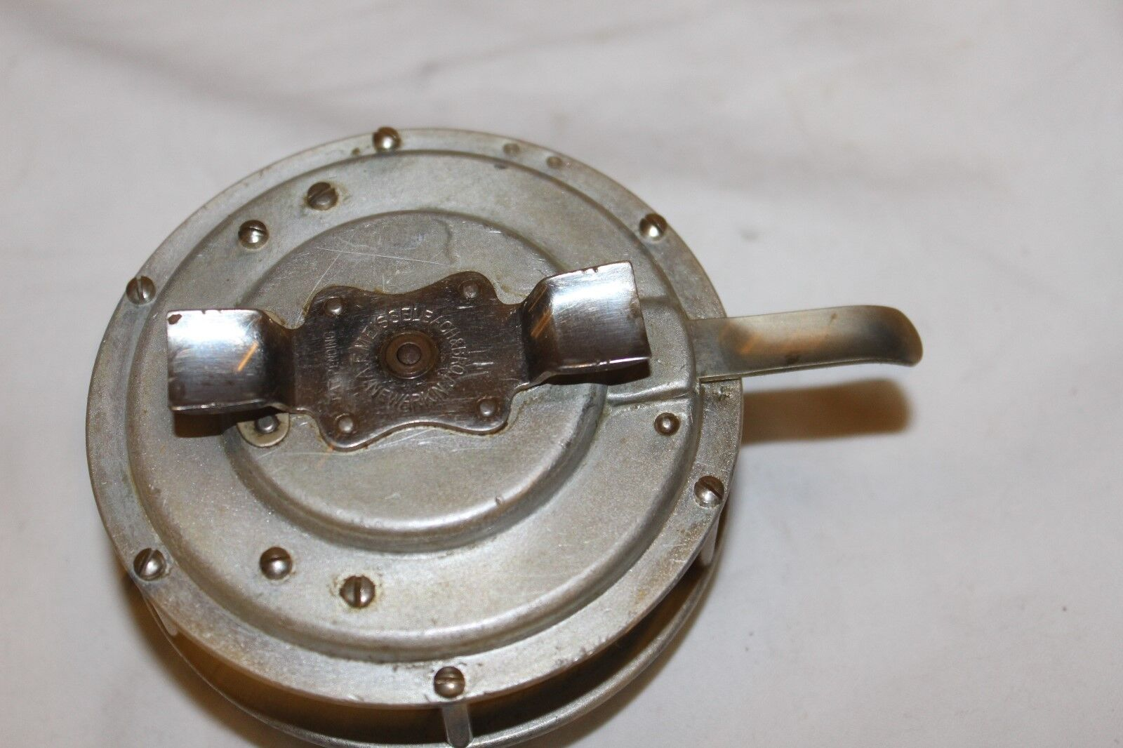 MEISSELBACH-AUTOMATIC FLY REEL- USA- MADE IN USA- REEL- Nr-707 74a955