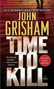 A-Time-to-Kill-von-Grisham-John-Buch-Zustand-gut
