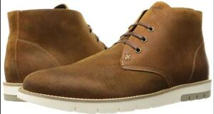 1e9b9b2c0c1 Details about Wolverine 1883 by Men's Gibson Chukka Boot - Amber Suede, 11M