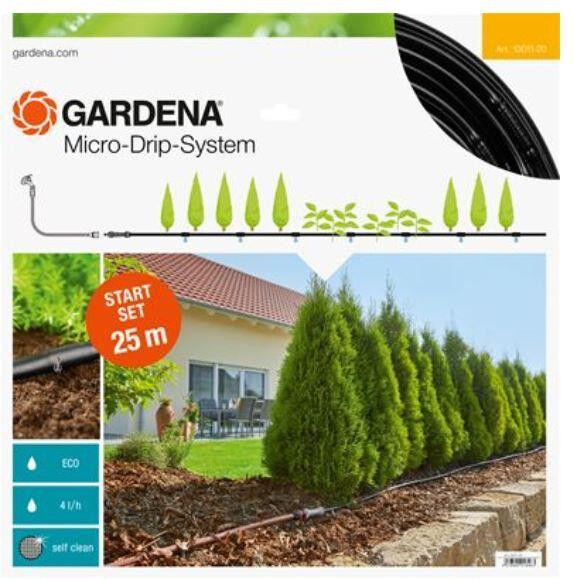 Gardena inicio SET micro-Drip-sistema riego goteo pflanzreihe M