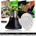 25-300W Infrared Ceramic Heat Emitter Lamp Bulb for Reptile Pet Brooder 110/220V