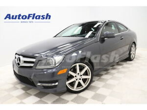 2013 Mercedes-Benz C-Class *AWD *TOIT-PANO-ROOF *GPS *CRUISE