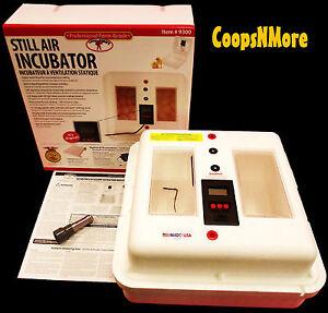 NEW-DIGITAL-LITTLE-GIANT-MODEL-9300-STILL-AIR-EGG-INCUBATOR-POULTRY-CHICKEN