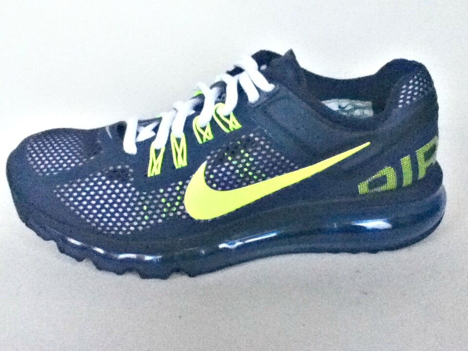 Original Nike Air Max 2013 Gs 555426-401