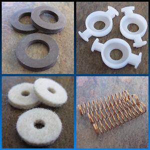 BACH MERCEDES TRUMPET Parts Kit to Rebuild Your Horn
