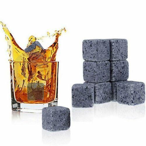 Whisky Stones glaçons bière vin pierres pierres refroidissement Bacon pierres Tonic