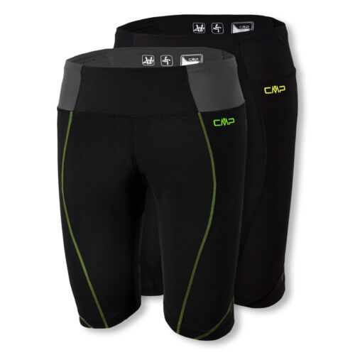 CMP uomo brevi pantaloni corsa funzione Pantaloni Pants Shorts