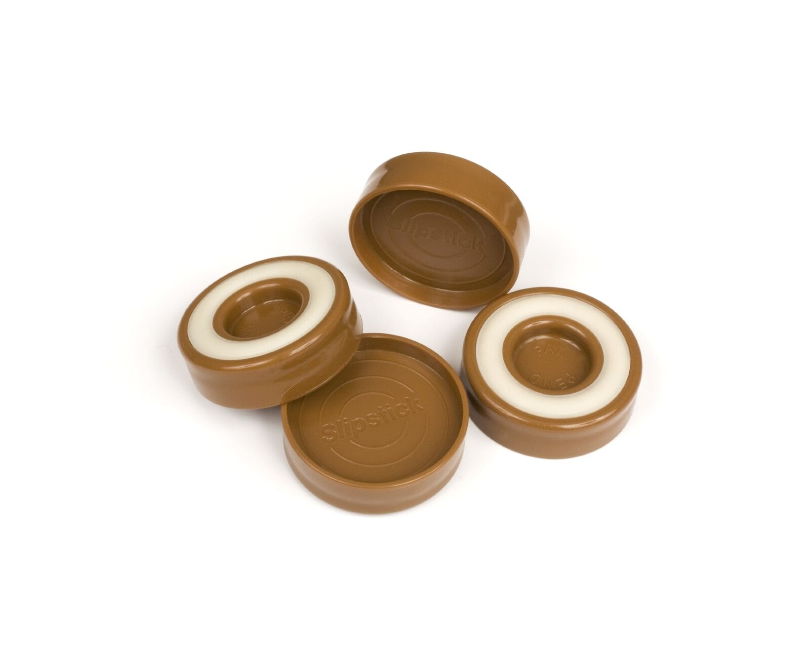 SLIPSTICK GRIPPER 45mm FLOOR COASTERS Protect Floor Allows Furniture Moving